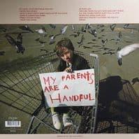MORRISSEY Low In High School Vinyl Record LP Etienne 2017 Clear Vinyl